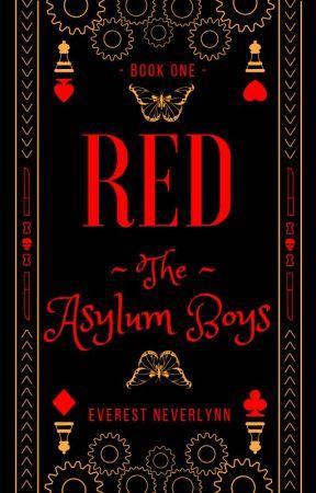 Red by EverestNeverlynn