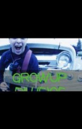 Grow Up Billie Joe by sammispector