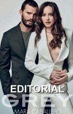 Editorial Grey® by maracaballeroo