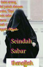 Seindah Sabar by thenajjah