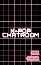 Kpop Chatroom by idknotyourbabe