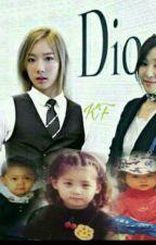 Daddy Taeyeon And Kim Triplets  by KimFany059