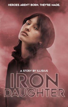 IRON DAUGHTER   t. stark ✓ by illisius