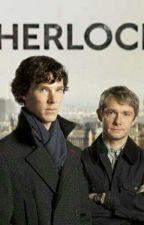 Шерлок Холмс  by viktoriayakusheva
