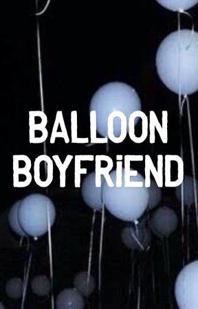 🎈Balloon Boyfriend 💋 (Pennywise the Clown)  by SwaggyFanFics4u