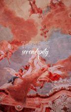 serendipity   taekook by eyeskooktaehx