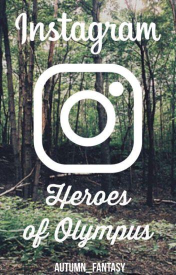 Heroes of Olympus Instagram
