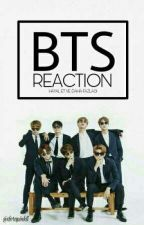 BTS [ 방탄소년단 ] REACTİONS +18 by lineSy__