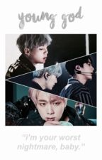 young god ➳ yoonjin by a-gustd