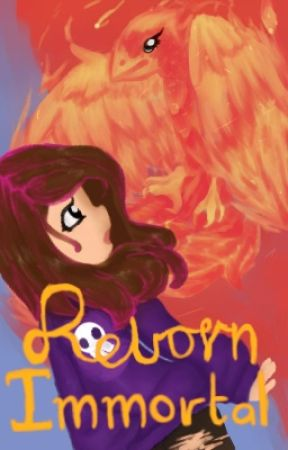 Reborn Immortal by LuckyWriterStar
