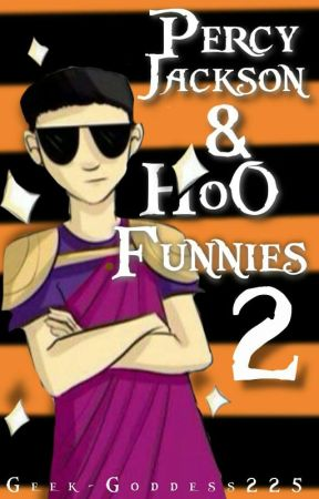 Percy Jackson & HoO Funnies 2  by ComfortableShows