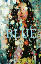 BLUE  by inzayn_gurl