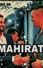 Mahirat : unbreakable partnership... by sunshine_sb