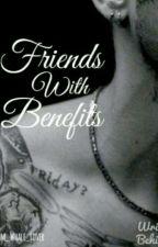 Friends with Benefits ||  ziam by -znowflake