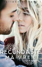 Recunoaște, mă vrei !  by iuliacristiana21