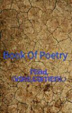 Book Of Poetry by zedanblitz1