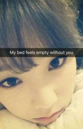 Snapchat [Taeny] by YoPiolaVosNo_Cami