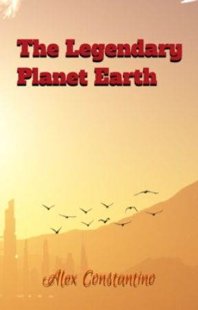 The Legendary Planet Earth by virata