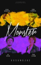 monster » baekhyun by xxsungjae