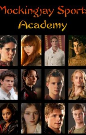 Katniss and peeta dating in high school fanfiction