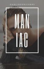 Maniac | Klaus Mikaelson (On Hold) by -dancingunicorns