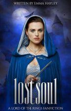 LOST SOUL • Legolas Greenleaf ✓ by -beautifulghosts