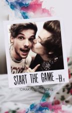 Start the game | Larry Stylinson by 1Dmakingmestrong