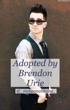 Adopted by Brendon Urie  by _mckennablaine_