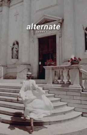 alternate   asensio  by avsensio