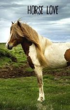 Horse Love  by zuzkamanasova