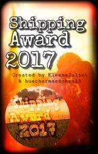 Shipping Award 2017  by KleeneJuliet