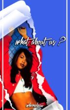 What About Us|Aaliyah X Dino by XxJaayXx