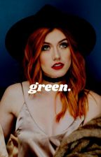 Green ⇛ The Vampire Diaries by iWitchy