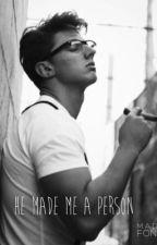 He Made Me a Person (adin-Kolansky) by VictoriaEliseAnnSute