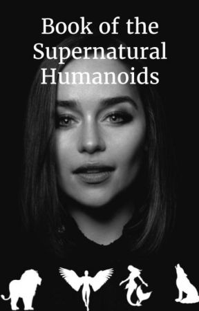 Book of the Supernatural Humanoids by kmw20406