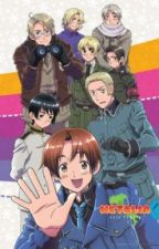 Draw A Circle, That's The Earth! (Hetalia Fan-Fic) by cstaron