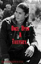 Once Upon A Thievery (A Descendants Jay Fanfic) by kweenkaybae