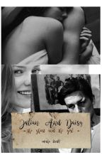 Julian and Daisy: The Ghost and the Girl by adieusha