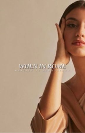 when in rome ➪ ethan  by bronzethan