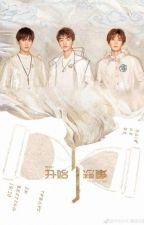 Lirik Lagu TFBOYS by YUKI1806