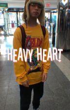 heavy heart ; j.s by hippedjacob