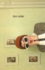 bro code ⇔ nick robinson by vernonchews