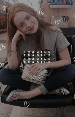 FRAGILE| IT by -WildODylan