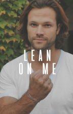 Lean On Me • {Jared Padalecki} by -bxckybarnes