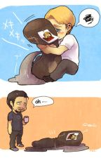 Él no sabe cuánto lo amo. stony. by Starksbucks