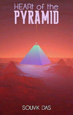 Heart of the Pyramid by SouvikDas