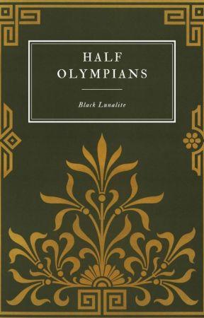Half-Olympians [ NamJin ] by BlackLunalite
