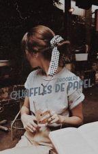 Quaffles de papel ➩Oliver Wood [PAUSADA] by Drooble-s