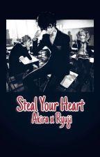 Steal Your Heart (Akira x Ryuji) by ifeelbadforseven