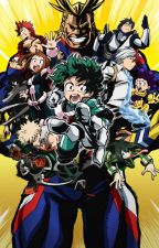My Hero Academia Oneshots (Requests are CLOSED! For now) by laurexlance